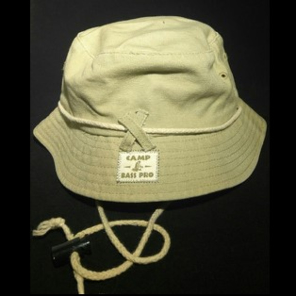 5c19170c996bf Bass Pro Shop Other - Bass Pro Shop Fishing Bucket Hat Camping Sun Cap